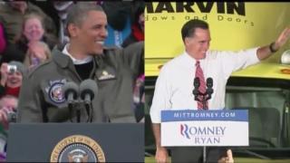 November 01, 2012 - Campaign 2012 In the Final Stretch