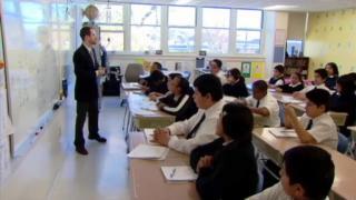 November 08, 2012 - Global Movement to Improve Schools