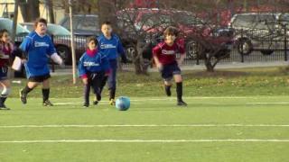 November 15, 2012 - New Partnership Revives Athletic Fields
