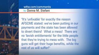November 15, 2012 - Viewer Mail:  Illinois Pension Crisis