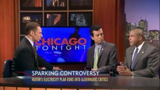 November 15, 2012 - Debate Over Controversial Electric Plan