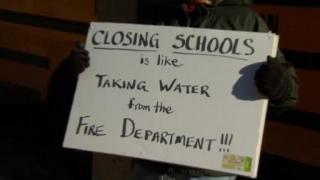November 27, 2012 - School Closings Loom Large
