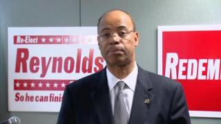 November 28, 2012 - Mel Reynolds Wants Jackson Jr.'s Seat