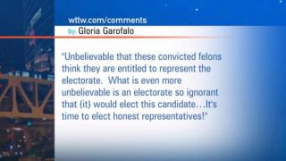 November 29, 2012 - Viewer Mail: Mel Reynolds in Congress