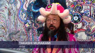 The Spectacular Art World of Takashi Murakami