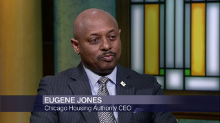 Chicago Housing Authority CEO on Overdue Plan for Transforma