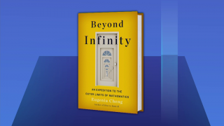 New Book Takes Playful Look at 'Infinity'