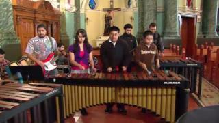 January 09, 2013 - Marimba Ensemble