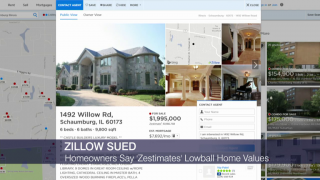 Real Estate Website Zillow Sued Over Price Estimates, Offers