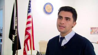January 23, 2013 - Local Congressman Hires DREAMer
