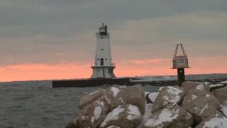January 24, 2013 - Great Lakes Hit by Low Water Levels