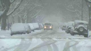 March 05, 2013 - 'Winter Storm Saturn' Touches Down