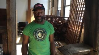 December 12, 2012 - Web Extra: Theaster Gates