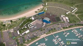 March 26, 2013 - Northerly Island Pavilion Expansion