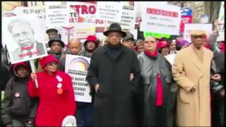March 27, 2013 - Massive Rally Held to Protest CPS Closures