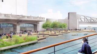 March 28, 2013 - City Nets $100M Loan to Spruce Up Riverwalk