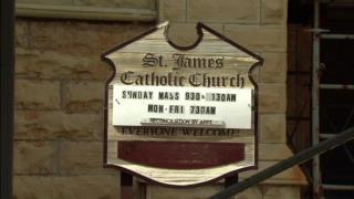 March 28, 2013 - Church Demolition Plans Spark Protest