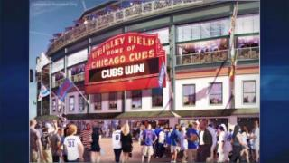 April 01, 2013 - Self-Imposed Deadline for Wrigley Field