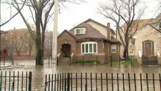 April 18, 2013 - Chicago Flooding