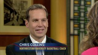 April 22, 2013 - Chris Collins