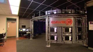 April 23, 2013 - CAVE2