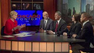 April 24. 2013 - IL Lawmakers on Latest Springfield News