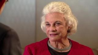 April 29, 2013 - Sandra Day O'Connor Speaks Out