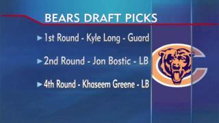 """April 29, 2013 - """"Big Cat"""" Williams on NFL Draft"""