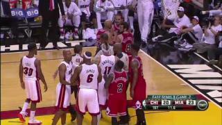 May 9, 2013 - Chicago Bulls Series Heats Up