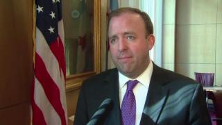 May 13, 2013 - Alderman Speaks Out Against Parking Deal