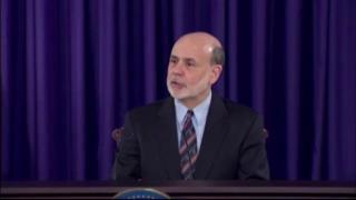 May 21, 2013 - Stock Market Reaction to Bernanke Testimony