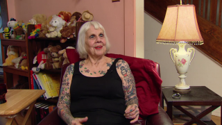 'Nice Ink, Granny!': Local Senior Brings Color to Chicago
