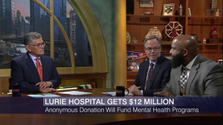 Lurie Children's Hospital Receives Anonymous $12M Gift