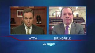May 23, 2013 - Cullerton on Final Week of Spring Session