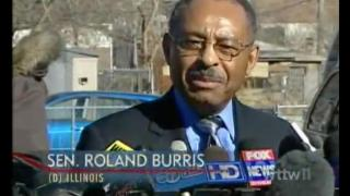 February 16, 2009 - Roland Burris Defends Himself