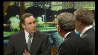 March 18, 2009 - The Bottom Line with Eddie Arruza