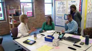 June 12, 2013 - Teacher Mentoring
