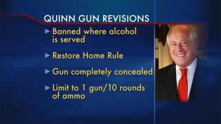 July 2, 2013 - Quinn Makes Big Changes to Concealed Carry