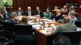 July 3, 2013 - Pension Conference Committee Hearing
