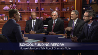 School Funding Reform: House Members Discuss Dramatic Vote