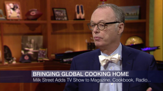 What's Cooking with Christopher Kimball? New Book, TV Show