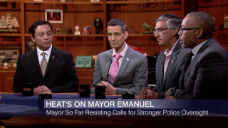 Mayor Faces Heat on Chicago Police Reform