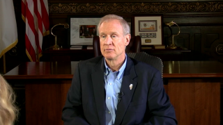 Rauner: 'We May Have to Resort to a Special Session'