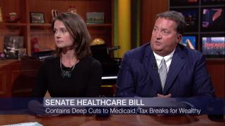 Senate Republicans Push for Vote on Health Care Bill