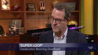 Exploring Construction Boom in Chicago's 'Super Loop'