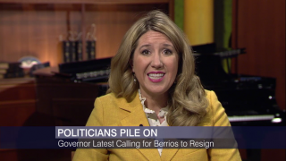 Rauner, Berrios Call on Each Other to Resign