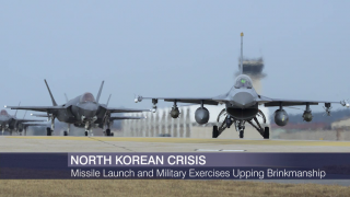 North Korea, US 'In Game of Nuclear Chicken'