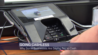 Going Cashless May Be the Future, But Probably Not Soon