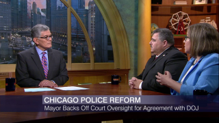 Chicago FOP President and ACLU Weigh in on Police Reform