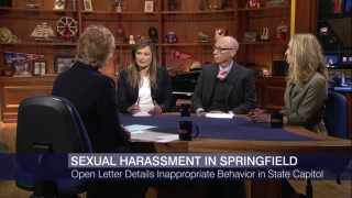 Breaking the Silence on Sexual Harassment